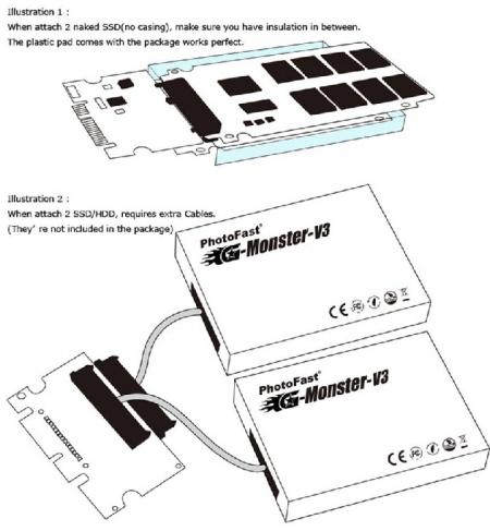 gmonster-evo-setup