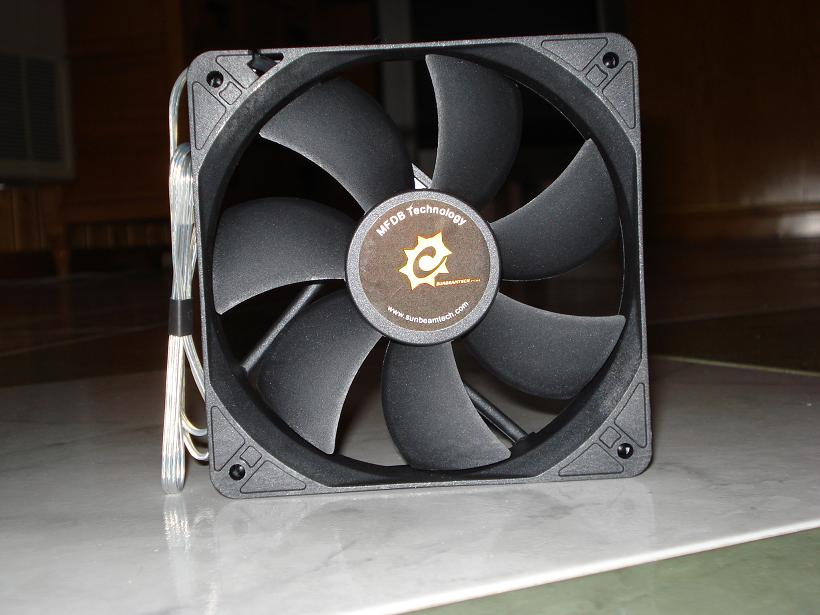 core freezer fan