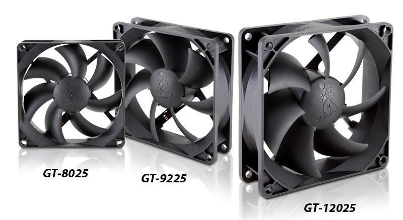 glacialtech 3rd gen fans