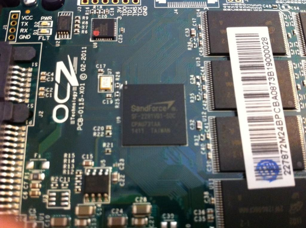 OCZ Agility 3 240Gb SSD - 09