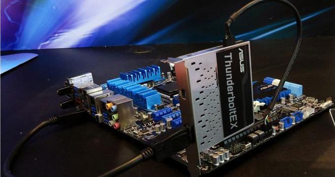 [Info] Computex 2012: ASUS también dará soporte a Thunderb