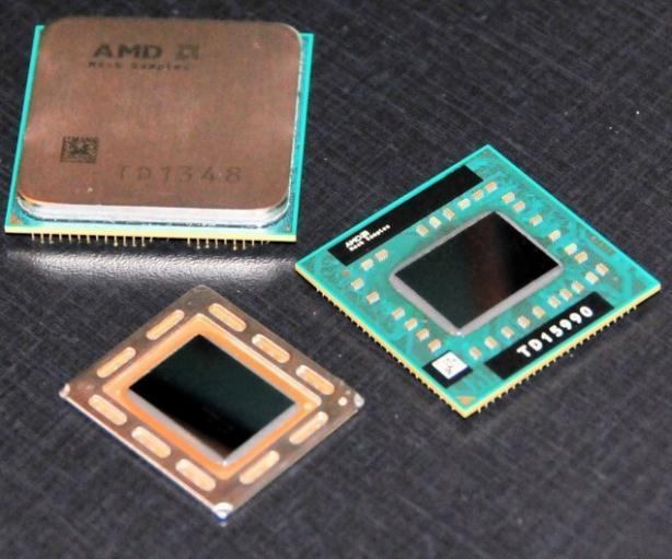 AMD Trinity es A8