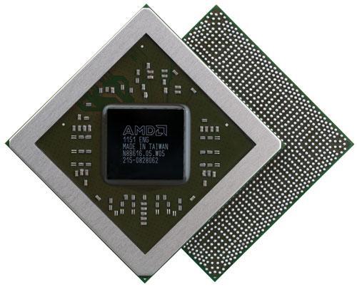 GPU AMD HD 7000 Series
