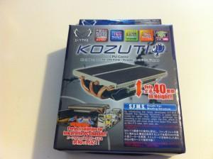 Scythe Kozuti - 01