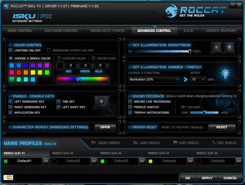4 - Advanced Control