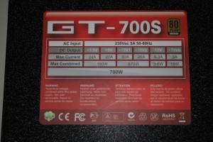 Aerocool GT700S - 16