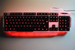 Aerocool Templarius Arma Keyboard - 25