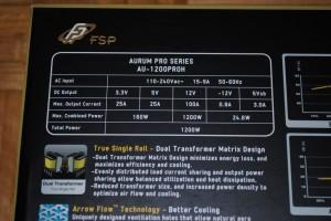 FSP Aurum Pro 1200W - 04