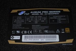 FSP Aurum Pro 1200W - 16