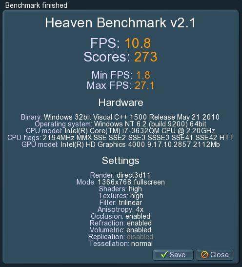Heaven 2.1
