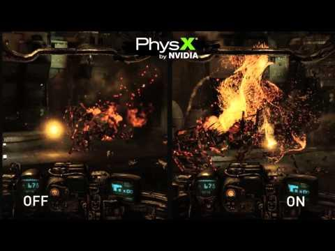 Video thumbnail for youtube video NVIDIA muestra los efectos de PhysX en un vídeo de Hawken