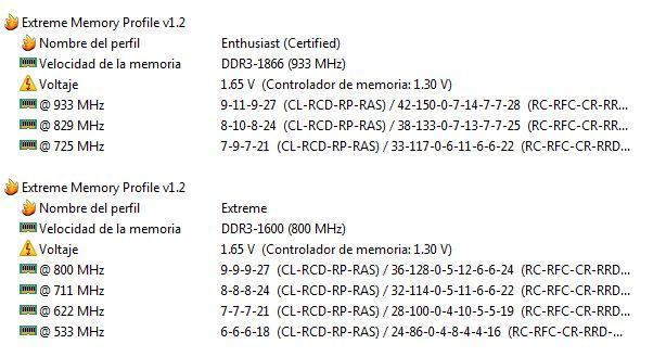 Aida64 Memory Info