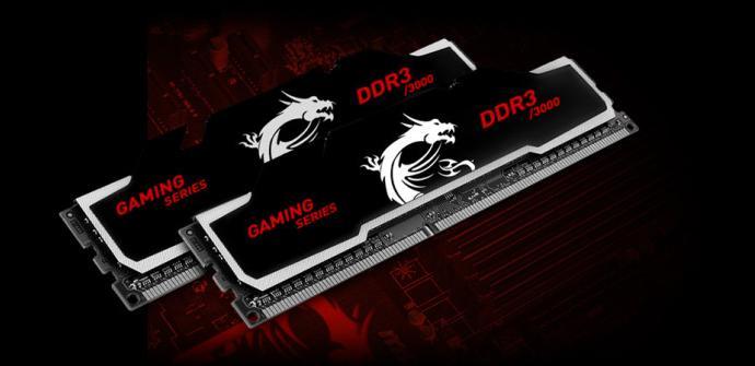 MSI DDR3 3000