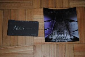 Tesoro Aegis - 09