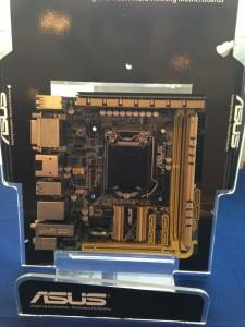 ASUS Z87I Deluxe 1