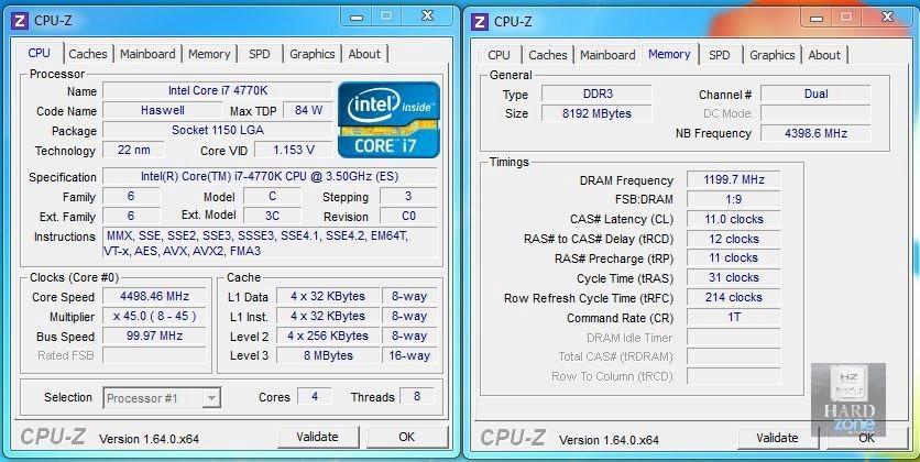 OC CPU-Z