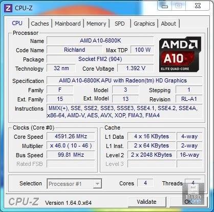 CPU-Z Boost