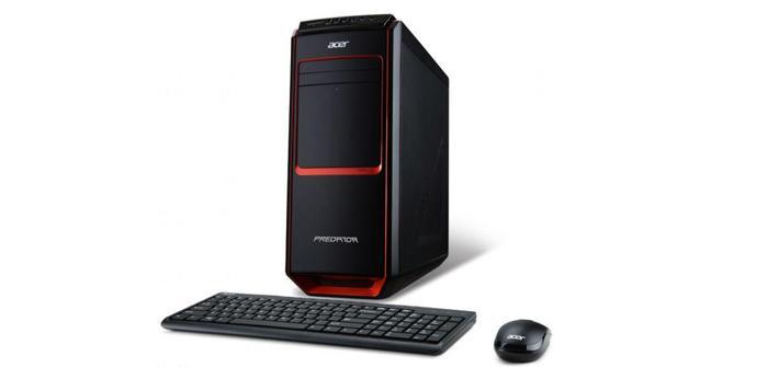 Ver noticia 'Acer Predator AG3-605: PC multimedia prediseñado a buen precio'