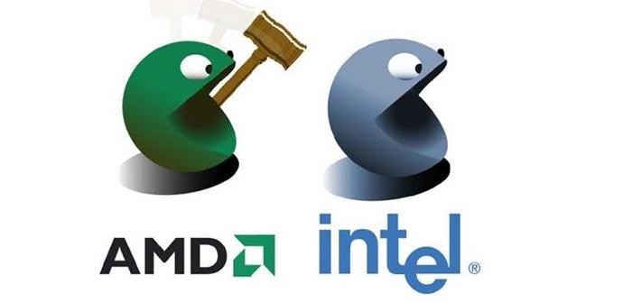 AMD vs Intel comecocos