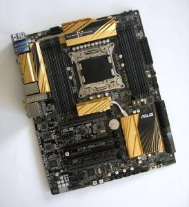 ASUS X79 Deluxe ivy bridge-e