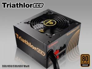 Enermax  Triathlor ECO nueva linea fuentes de alimentacion