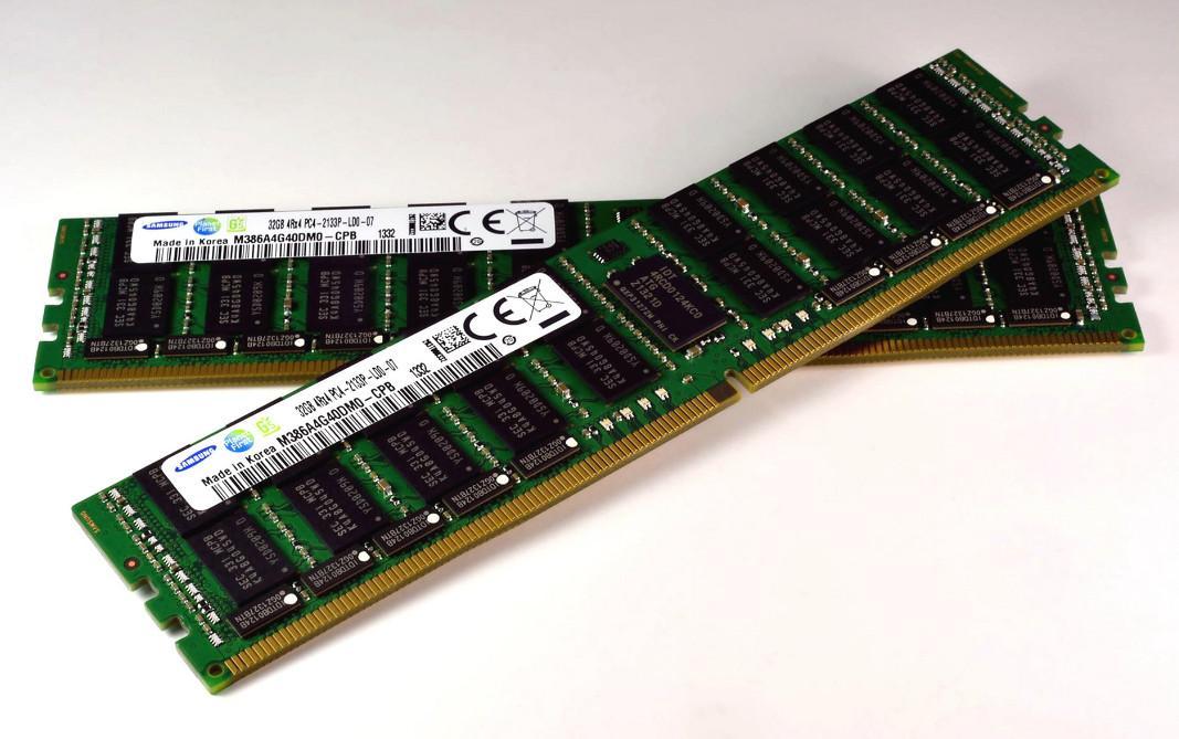 Samsung 20nm class DDR4