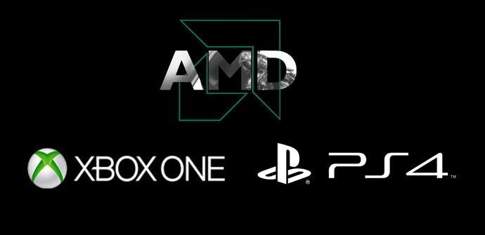 AMD Logo Consolas