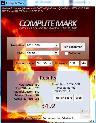 Computemark Normal