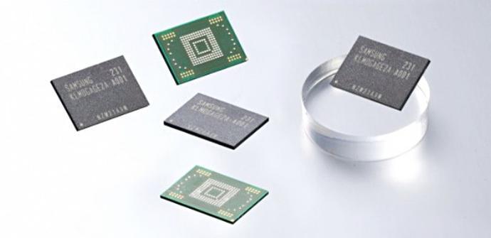 Toshiba anuncia la memoria eMMC Supreme+ de hasta 400 MB/s