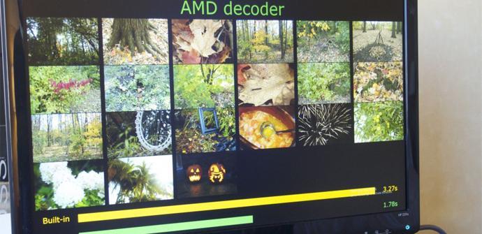 AMD Decoder