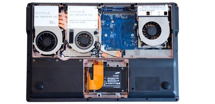 Eurocom Intel Xeon