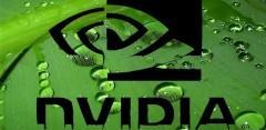 NVIDIA Logo gotas