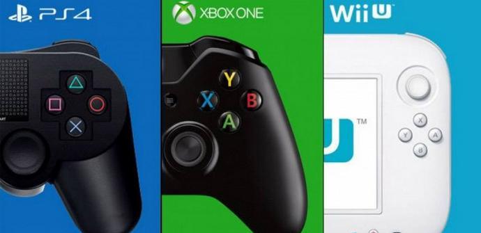 PS4 vs xbox vs wii u