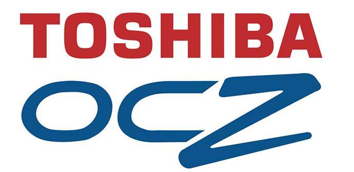 Toshiba OCZ Logo