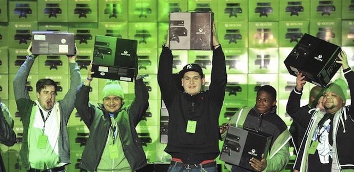 Xbox One 1 millón