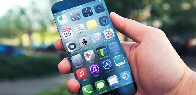 iPhone 6 curvada