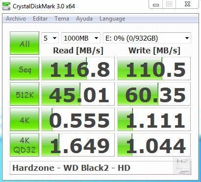 8.- CrystalDisk Mark HD