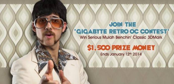 GIgabyte Retro OC