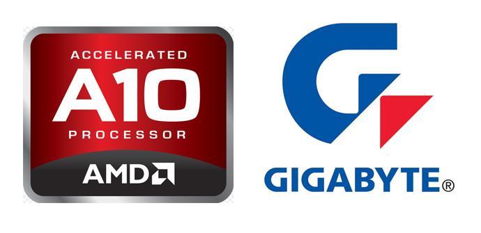 Logo AMD Gigabyte