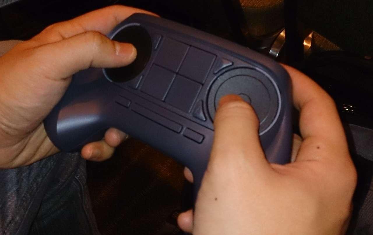 Steam Controller Nuevo