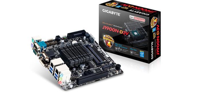 Gigabyte SoC Intel