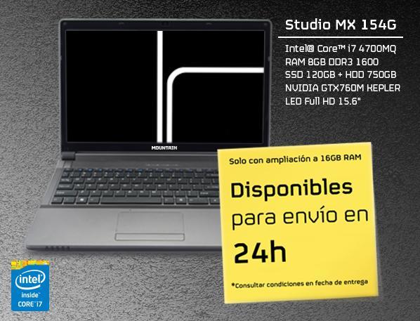 StudioMX-154G