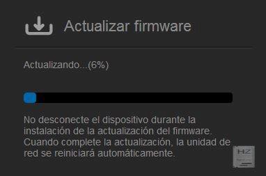 5.- Actualizar Firmware