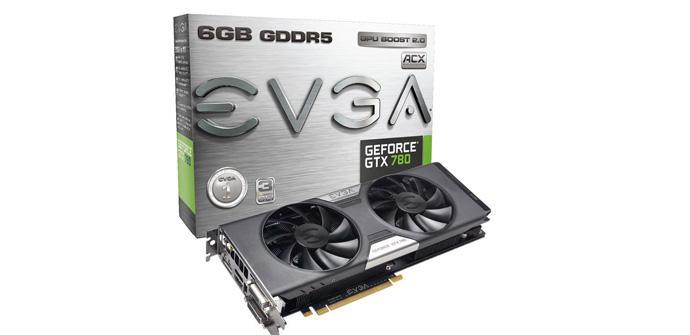 EVGA GTX 780 6 GB