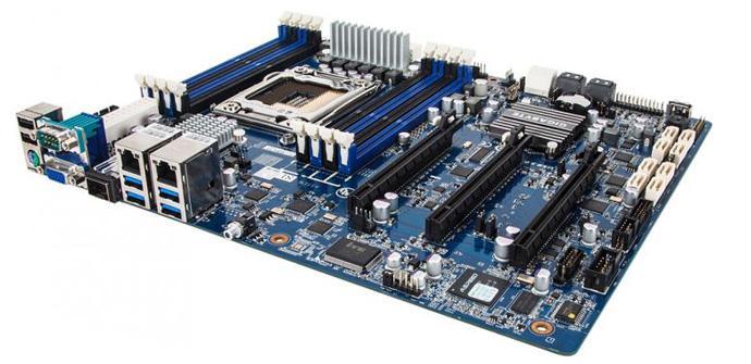 Gigabyte Ga 7pesh1 Dual Intel Xeon E5 Motherboard Review: Gigabyte GA-6PXSVT: Placa Base LGA2011 Con Puertos