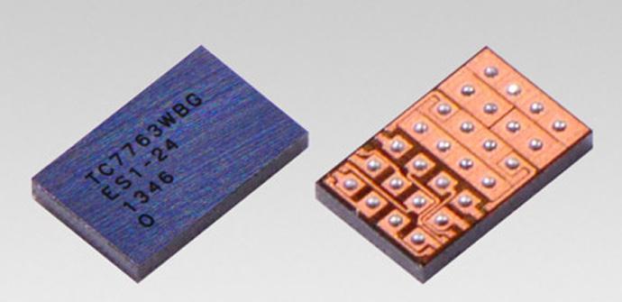 Toshiba chip carga inalámbrica