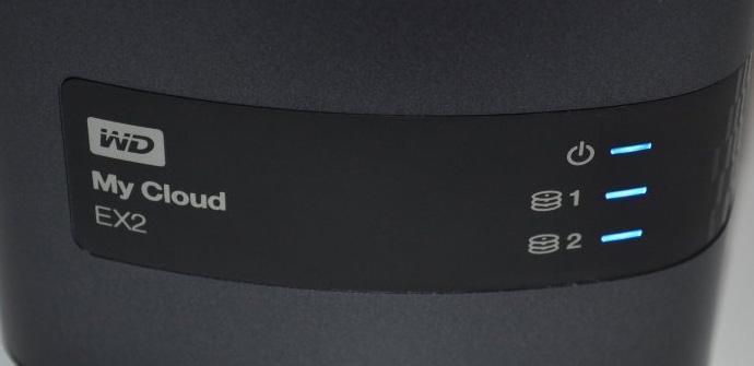 WD MyCloud EX2