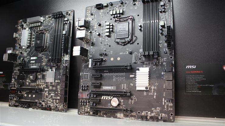 msi gaming 7 & gaming 5 motherboard