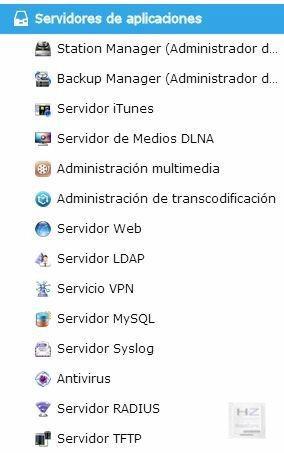 11.- Servidor de aplicaciones