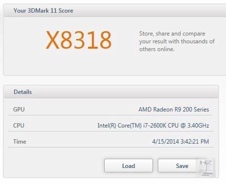 3DMark11 Extreme